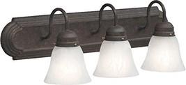 Kichler 5337TZ Bath 3-Light, Tannery Bronze - $64.39