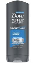 Dove Men+Care Body Wash Power & Renew, 13.5 Fl. Oz. - $7.95