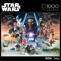 Star Wars Skywalker Saga 1000 Piece Buffalo Games Jigsaw Puzzle Multi-Color - $21.98