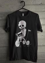 Death Kid Bone Ride Men's T-Shirt - Custom (908) - $19.12+