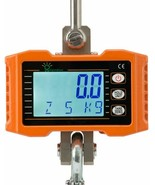 Hyindoor Scale Hook Heavy Duty Industrial 500 KG Digital Dynamometer Por... - $370.71