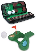 Kovot Golf Gift Set - Office Golf Putting Travel Set + Golf Door Stopper - $24.95