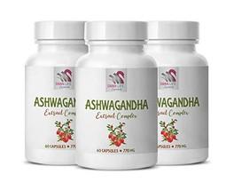 ashwagandha Capsules - ANSHWAGANDHA Extract Complex 770mg - Maca Root - ... - $39.55