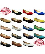 cd9e5ce07 New Womens Laser Cut Perforated Flat Shoes Casual and Fashion Women Flats -   14.99