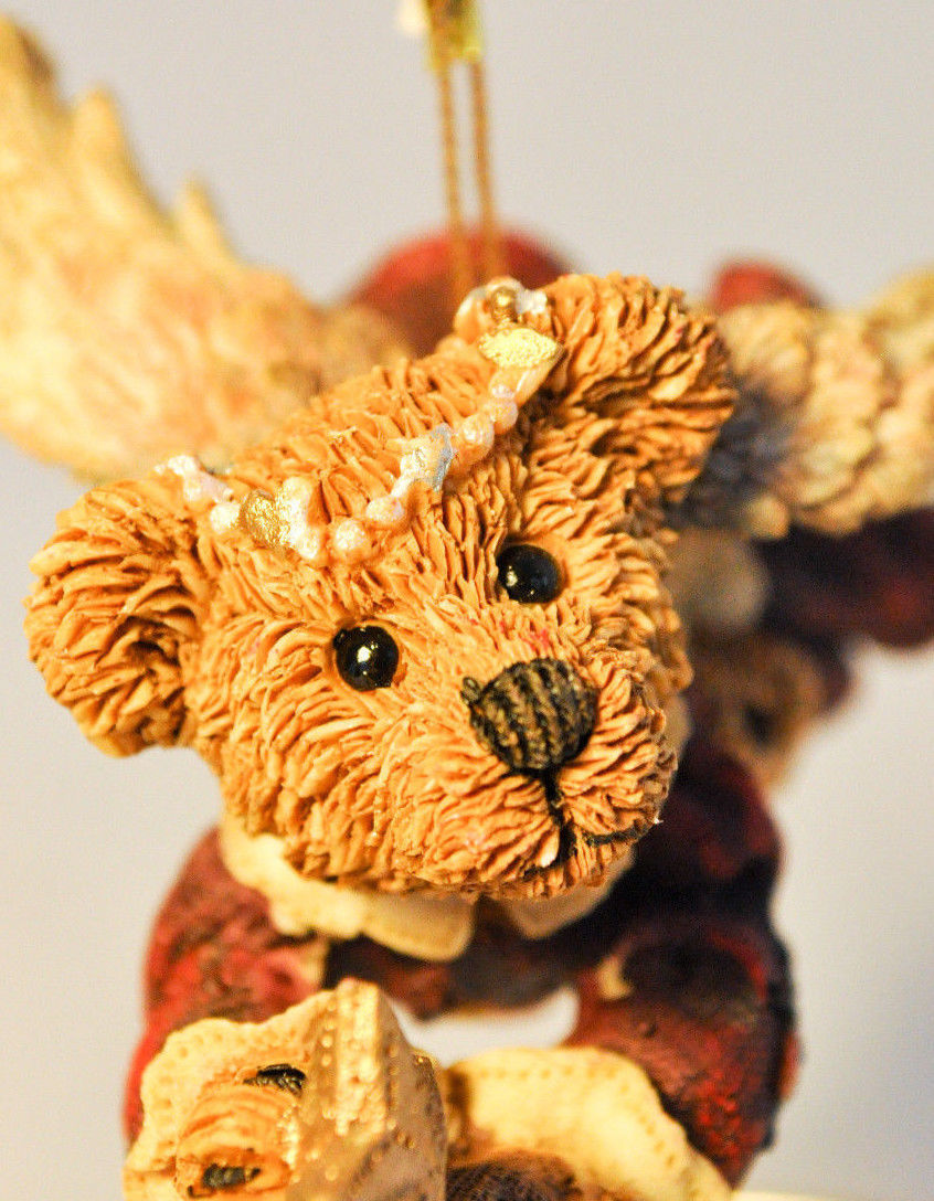 Boyds Bears & Friends: Charity ... The Angel Bear With Star - 02502 image 4