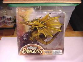 2006 McFarlane's Dragons Series 3 Fire Dragon w/Base MIP Unused Clan 3 - $23.96