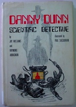 Danny Dunn Scientific Detective Jay Williams Raymond Abrashkin hardcover... - $8.99