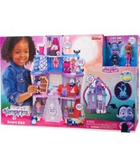 Disney Junior Vampirina Scare B&B Dolhouse Playset + Glow Vampirina & Poppy - $70.00