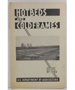 Hotbeds and Coldframes Farmers' Bulletin Number 1743 - $5.99