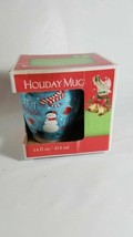 holiday mug, nib, let it snow, christmas, birthday, fun, - $9.90