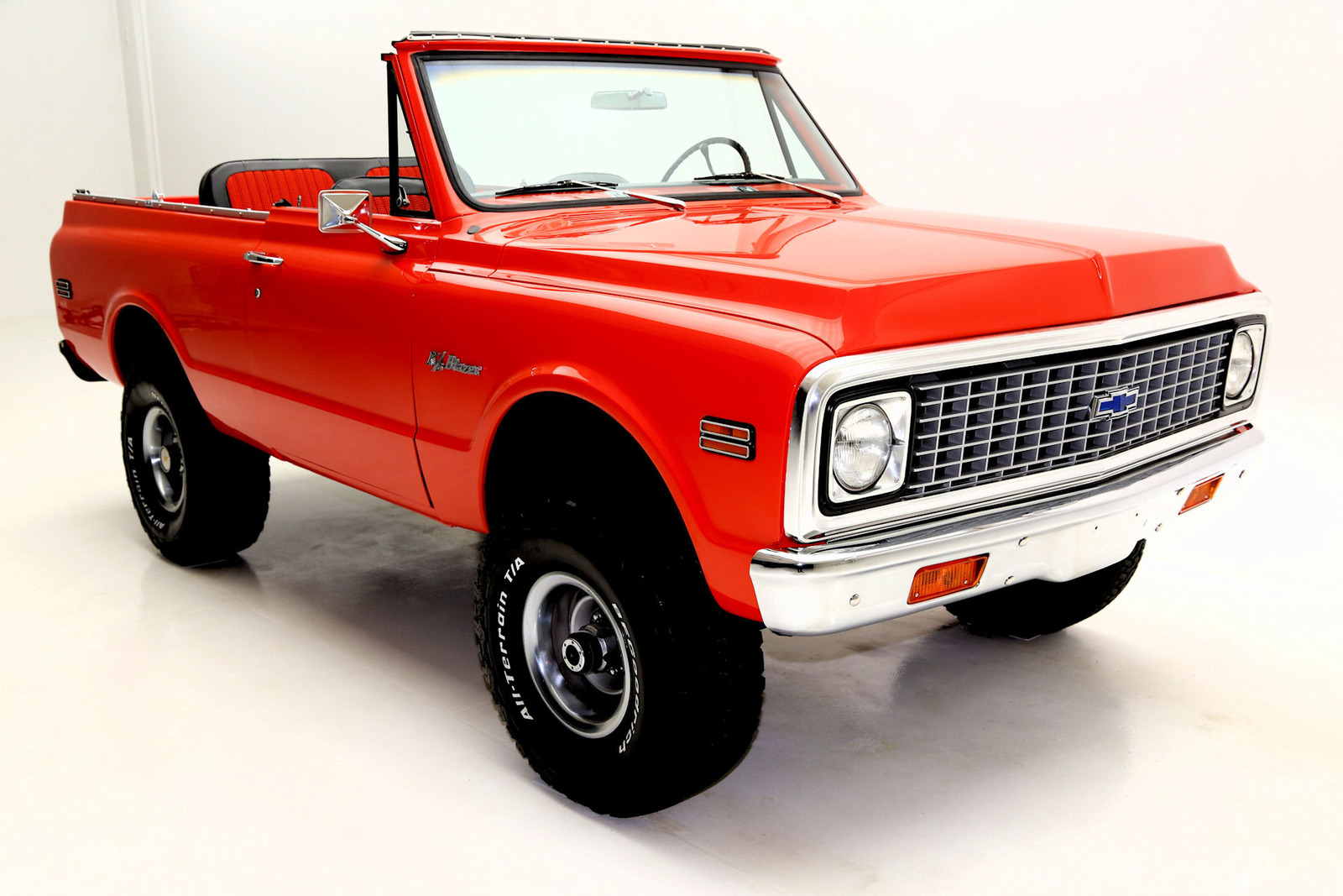 Primary image for 1972 Chevrolet Blazer K5 | 24 X 36 inch poster