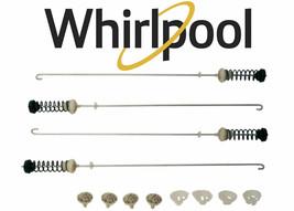 Suspension Kit-Whirlpool WTW4800XQ MVWC200XW WTW4930XW WTW4910XQ 2DWTW4740YQ - $35.14