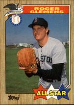 1987 Topps Baseball Base Singles #554-667 (Pick Your Cards) #614 Roger C... - $1.95
