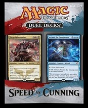 Magic: The Gathering 2014 MTG Duel Deck Speed vs. Cunning - $28.35