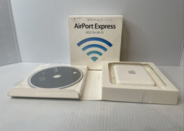 Apple Airport Express 802.11N Mac And Pc WI-FI Wireless Router A1264 MB321LL/A - $45.49