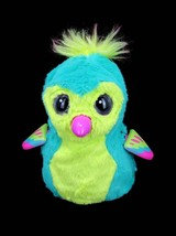 Spin Master Hatchimals Penguala Interactive Toy Teal Green Pink Hatched ... - $17.95