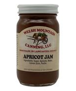 APRICOT JAM - 16 oz Pint 1, 3, 6 & 12 Lot Fresh Amish Homemade in Lancas... - $5.91+
