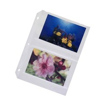 """C-Line Photo Holders Side Load Holds 4 Photos 4""""x6"""" 50/BX CL 52564 - $34.99"""