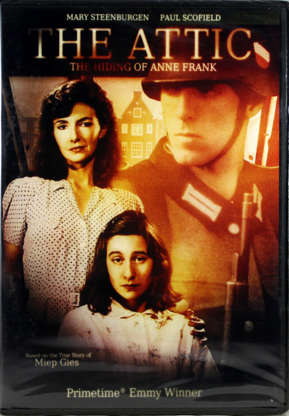 Primary image for The Attic: The Hiding Of Anne Frank NEW DVD Mary Steenburgen Paul Scofield