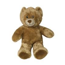 "Build a Bear Plush Classic Tan 2016 Stuffed Animal Soft Brown Toy 15"" Sm... - $18.80"