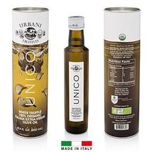 Italian White Truffle Extra Virgin Olive Oil - 8.4 Oz - by Urbani Truffles. Orga - $47.46