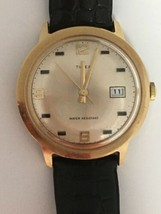 Vintage 1972 Timex Marlin Automatic Water Resistant Watch 265602572 England - $123.70