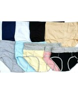 wirarpa Womens High Waisted Cotton Underwear Full Brief XX-Large (4 Pack) - $14.82