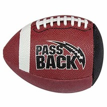 Passback Junior Rubber Football, Ages 9-13, Youth Training Football - $43.60