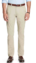 Ralph Lauren Men's Classic Fit Pants, Valley Tan, Size 36X34, MSRP $85 - $49.49