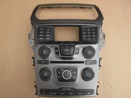 OEM 2011-2014 Ford Explorer Center Instrument Panel Radio Heater & A/C Control - $79.95