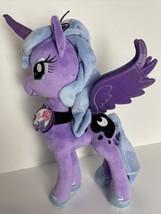 "My Little Pony Princess Luna Plush W/Tags 2014 16"" - $24.70"