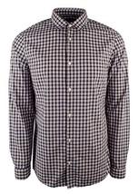Michael Kors Men's Long Sleeve Shane Plaid Slim Fit Shirt MSRP $98 - €21,03 EUR