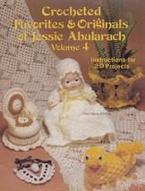 Favorites & Originals of Jessie Abularach Vol. 5, Crochet Pattern Bookle... - $2.95