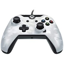 PDP Wired Controller for Xbox One - White Camo - Xbox One - $31.02