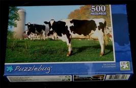 BRAND NEW FACTORY SEALED 500 PiecePuzzlebug Jigsaw Puzzle On The Farm - $5.93