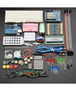 Geekcreit UNOR3 Basic Learning Starter Kits Upgrade Version For Arduino - $39.59