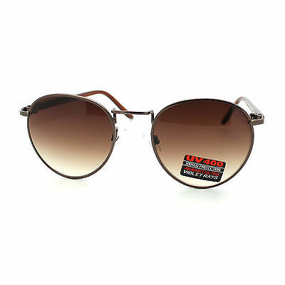 Unique Vintage Sunglasses Small Round Frame for Men and Women New
