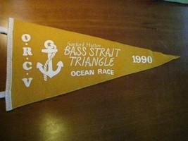 sailing yachting felt pennant Tasmania Australia BASS STRAIT ocean race ... - $13.95