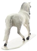 Hagen-Renaker Specialties Large Ceramic Figurine Spanish Horse on Base image 3