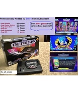 SEGA Genesis Classic Mini Gaming Console (Entire Sega Library) 1500+ Games - $189.99