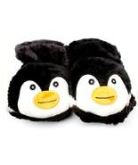 D & Y Womens Kids Winter Hand Gloves Flip Top Plush Penguin Wool Blend M... - $19.50