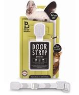 Door Buddy® Door Strap & Latch   Dog Proof The Cat's Litter Box without ... - $17.94