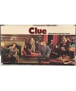 CLUE BOARD GAME 1979 VINTAGE PARKER BROTHERS - Oldie But Goodie! Complete - $17.94
