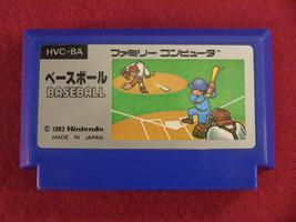 Baseball (Nintendo Famicom FC NES, 1983) Japan Import - $4.49