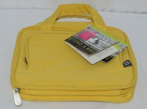 GANZ Brand Beyond a Bag BB231 Lemon Zing Color Toiletry Notebook  Organizer