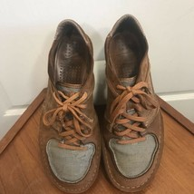 Nike Considered Mens Sneakers Brown Tan Lace Up Shoes Mid Top Walking Ca... - $69.29