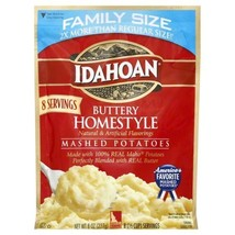 Idahoan Buttery Homestyle® Mashed Family Size, 8 oz Pouch - $4.00