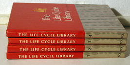 The Life Cycle Library For Young People Volumes 1-4 / Vintage 1969 Excel... - $6.85