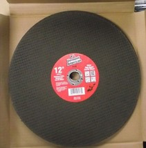 "Vermont American 28036 12"" Abrasive Metal Cutting Blade 5pack Canada - $10.89"