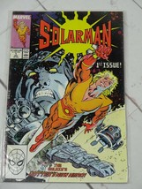 Solarman #1 Comic Book Marvel Limited Series Jan 1989 Bagged & Boarded - C2437 - $3.59